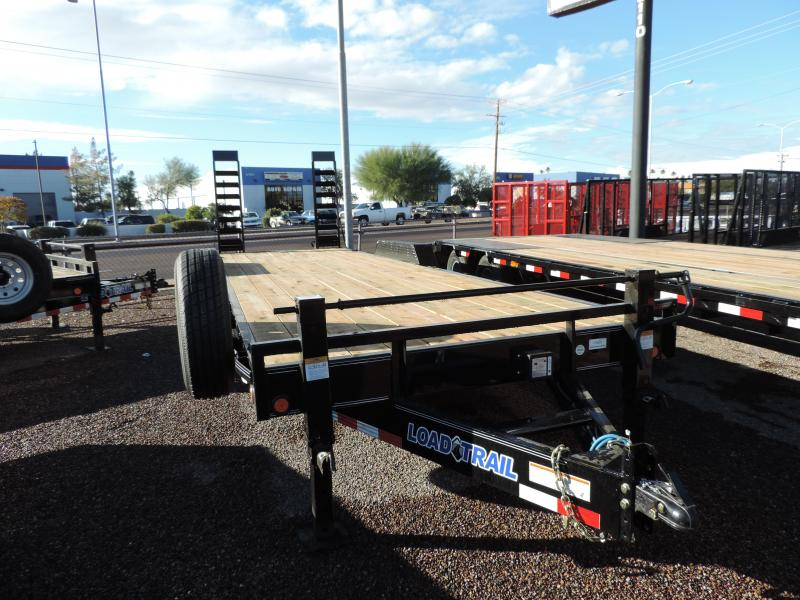 2019 Load Trail 83x24 Equipment Trailer