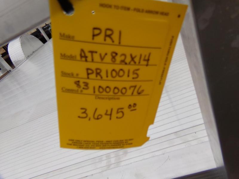 2019 Primo ATV82X14 UTV TRAILER ATV Trailer