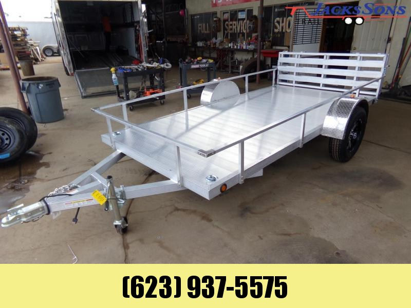 2021 Primo 6 X 12 ALL ALUMINUM UTV/UTILTY Utility Trailer