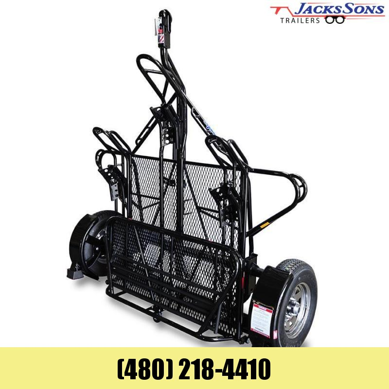 2019 Kendon COMBO RAIL MOTORCYCLE TRANSPORT Motorcycle Trailer