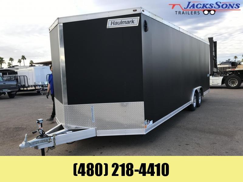 2020 Haulmark 8.5x24 Enclosed Cargo Trailer