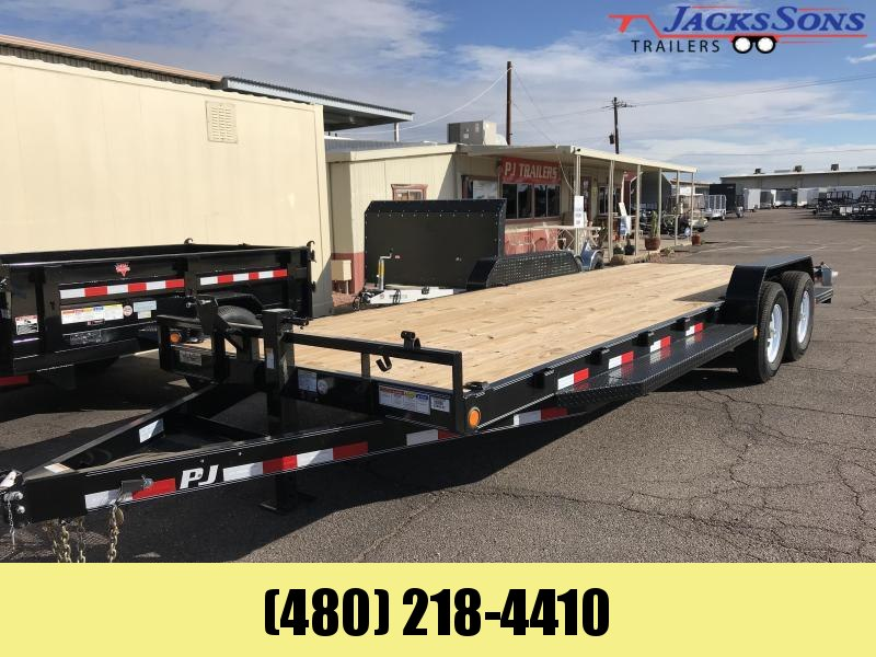2019 PJ Trailers 83X22 Equipment Trailer