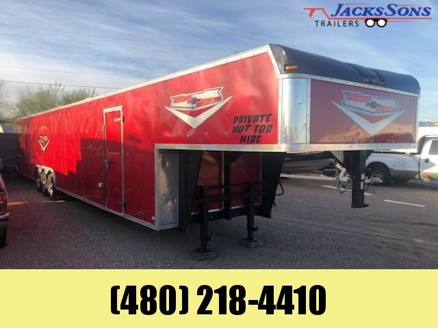2016 Homesteader 8.5X48 Enclosed Cargo Trailer