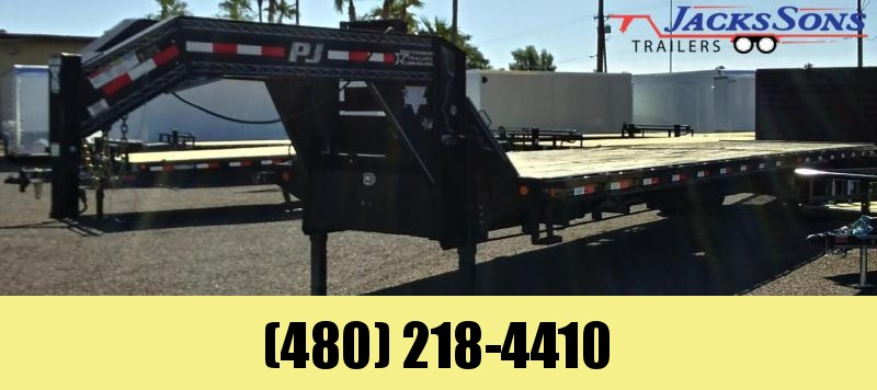 2015 PJ Trailers 40' CLASSIC FLAT BED WITH DUALS Flatbed Trailer