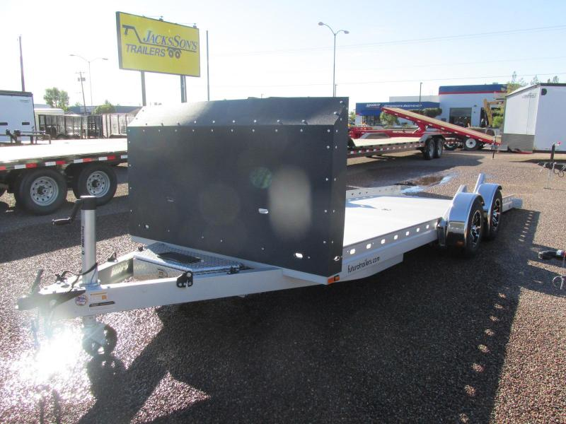 2019 Futura Trailers 83x19 Car / Racing Trailer