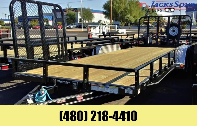 2020 PJ Trailers 22X83 TANDEM AXLE CHANNEL UTILITY Utility Trailer