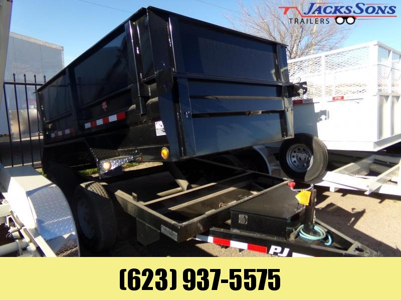 2020 PJ Trailers 10 X 72 TANDEM AXLE DUMP 10K W/ SIDE EXT. Dump Trailer