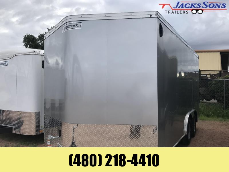 2020 Haulmark 8.5x16 Enclosed Cargo Trailer
