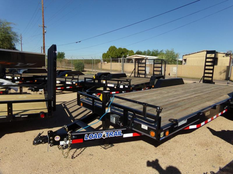 2018 Load Trail 14K CAR HAULER CH8322072_11972 Car / Racing Trailer