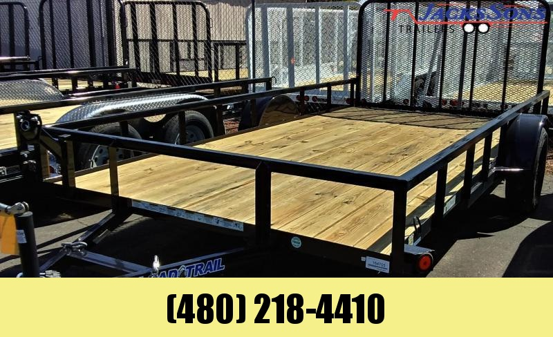 2019 Load Trail 14X83 SINGLE AXEL Utility Trailer