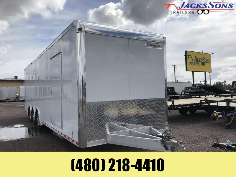 2020 Haulmark 8.5x34 Enclosed Cargo Trailer