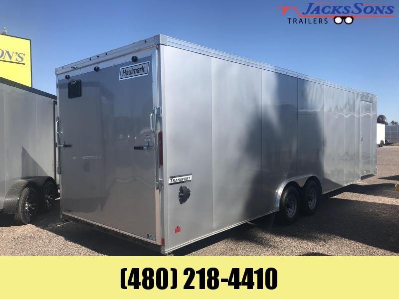 2020 Haulmark 8.5X28 Enclosed Cargo Trailer