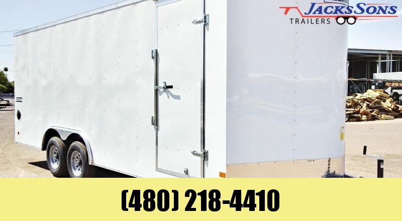 2019 Haulmark PASSPORT 20X8.5 Enclosed Cargo Trailer