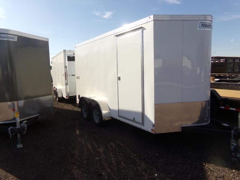 2019 Haulmark 7 X 14 X-TRA HIGHT UTV PAKAGE TRANSPORT MODEL Enclosed Cargo Trailer