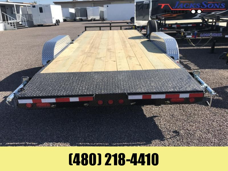 "2020 PJ Trailers 83""X20' Equipment Trailer"