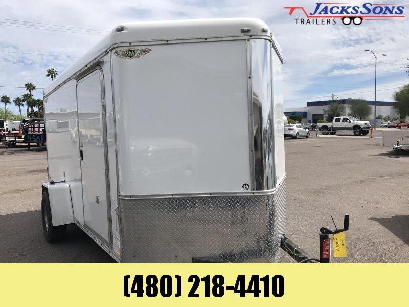 2008 H and H Trailer 6X12 Enclosed Cargo Trailer