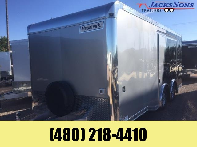 2020 Haulmark Edge ALX Enclosed Cargo Trailer