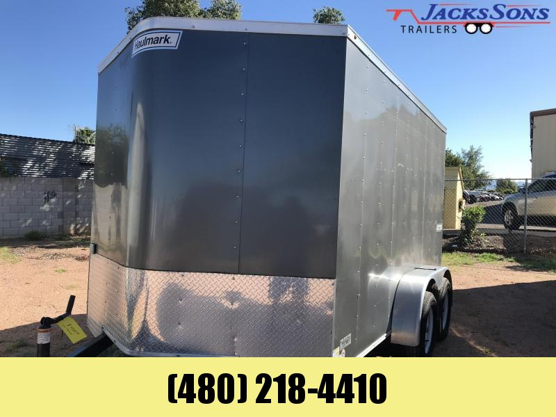 2018 Haulmark 7X12 Enclosed Cargo Trailer