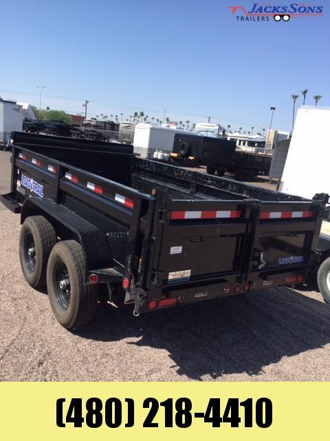 6x12 Dump Trailer Rental