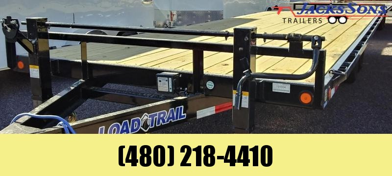 2019 Load Trail 102X24 DECKOVER Equipment Trailer