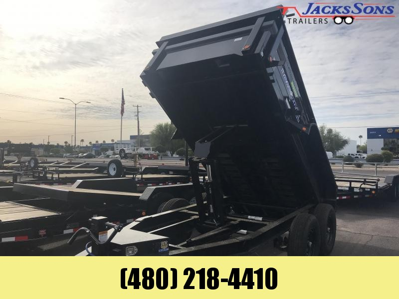 2020 Load Trail 6x12 Dump Trailer