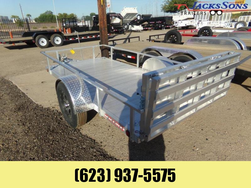2020 Primo 5 X 10 ALL ALUM.RAMP GATE UTILITY Utility Trailer
