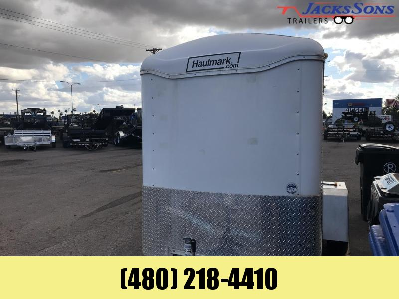 2005 Haulmark 5X8 Enclosed Cargo Trailer