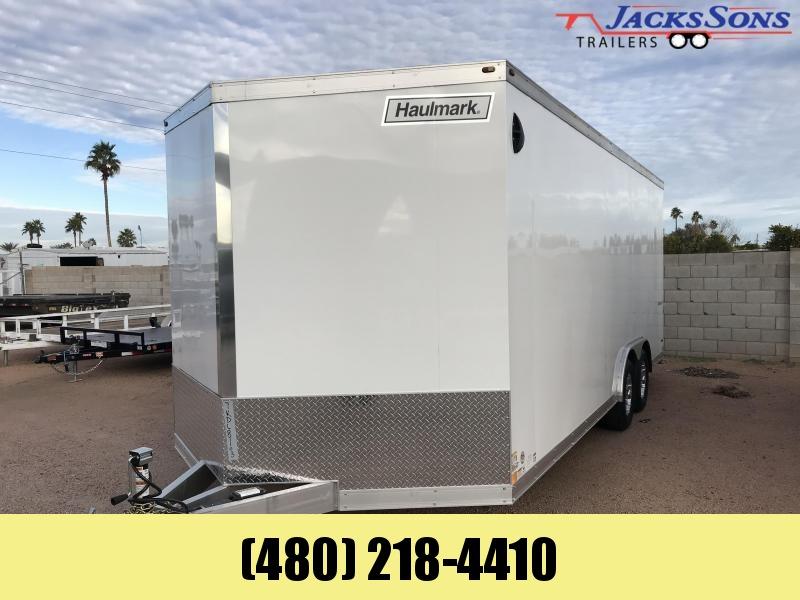 2020 Haulmark 8.5x20 Enclosed Cargo Trailer