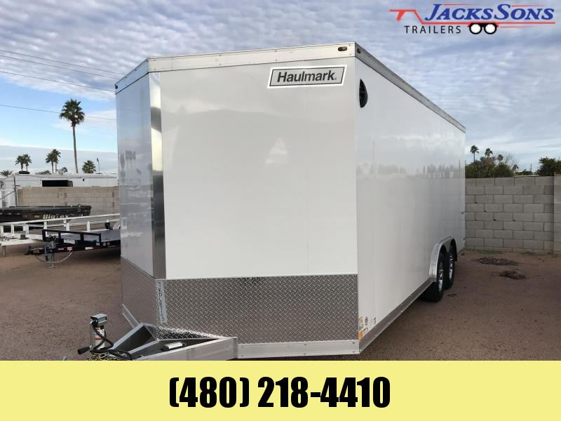2020 Haulmark 8.5x20 Enclosed Cargo Trailer