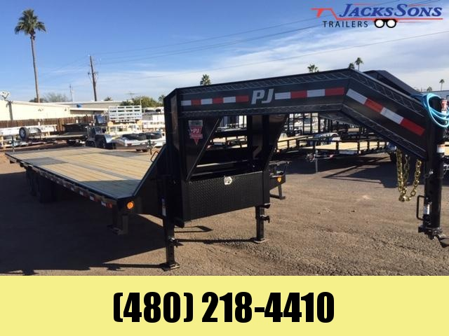 2020 PJ Trailers 102X32 Equipment Trailer