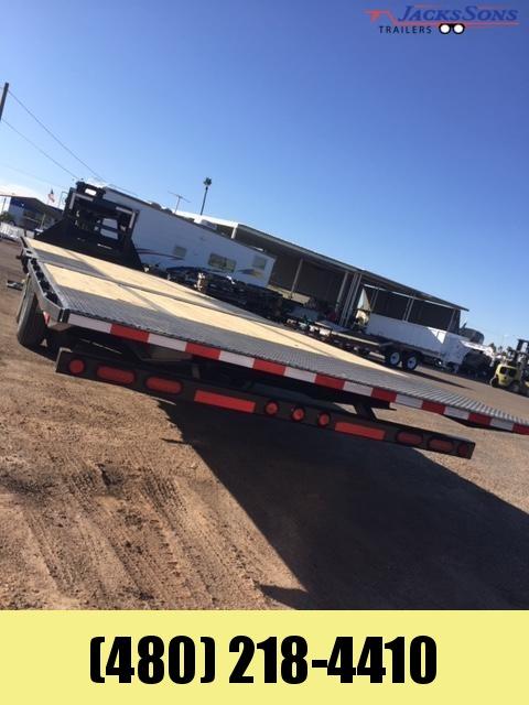 2020 PJ Trailers 102X32 Equipment Trailer