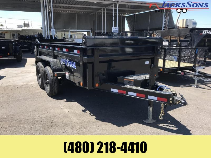 2019 Load Trail 6x12 Dump Trailer