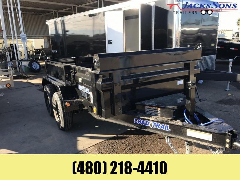 2020 Load Trail 5x10 Dump Trailer