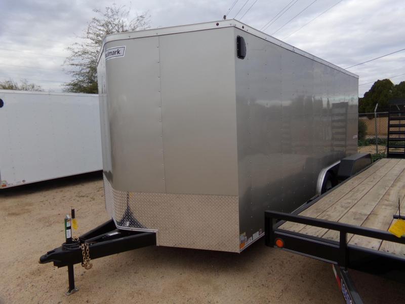 2019 Haulmark PASSPORT ENCLOSED CAR HAULER Enclosed Cargo Trailer
