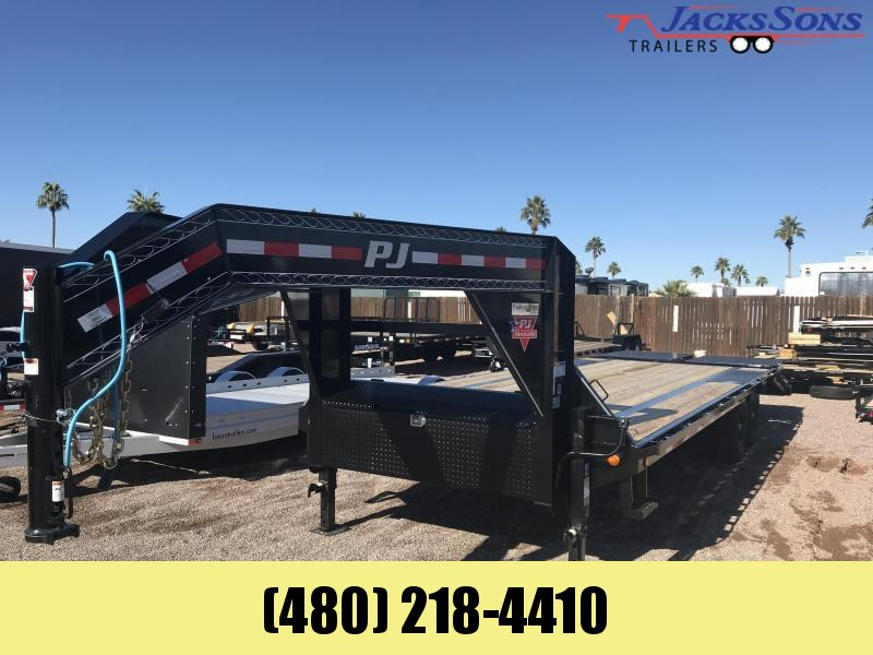 2020 PJ Trailers 102x25 Equipment Trailer