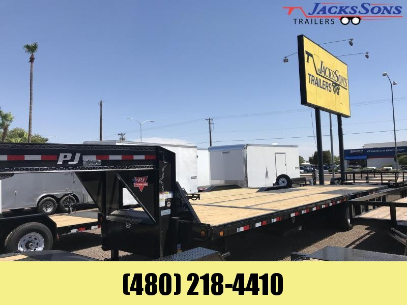 2020 PJ Trailers 102x30 TILIT Equipment Trailer