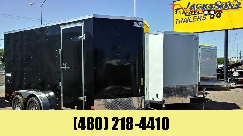 2019 Haulmark 7x14 PASSPORT Enclosed Cargo Trailer