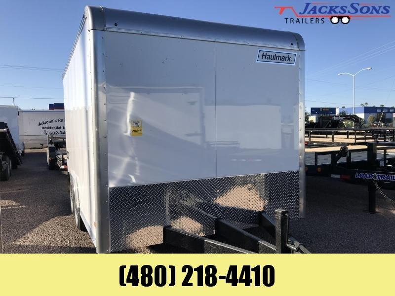 2019 Haulmark 8.5X14 Enclosed Cargo Trailer