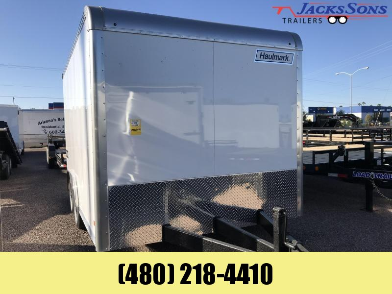 2019 Haulmark 8.5X14 Enclosed Cargo Trailer