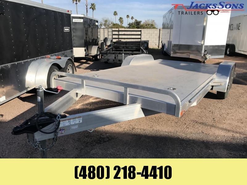 2018 Aluminum Trailer Company 83X18 Car / Racing Trailer