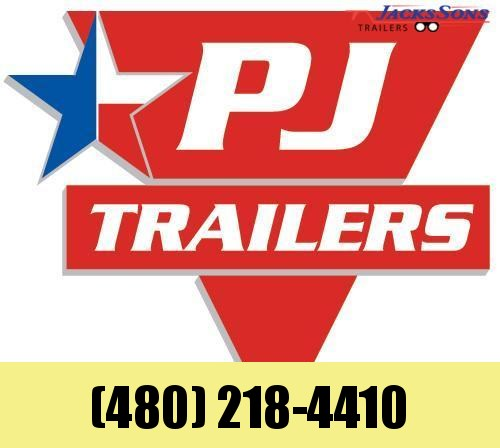 2020 PJ Trailers 18X77 TNDM AXLE CHANNEL Utility Trailer