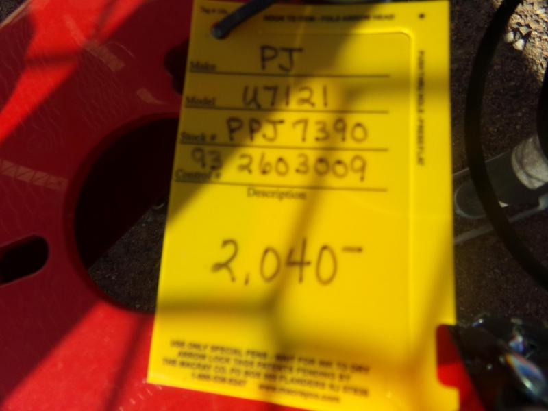 2020 PJ Trailers 77X12 UTV UTILTY RAMP GATE U712 Utility Trailer