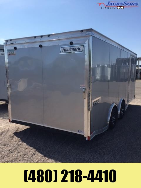 20x8.5 Haulmark Edge Pro Enclosed Cargo Trailer Rental