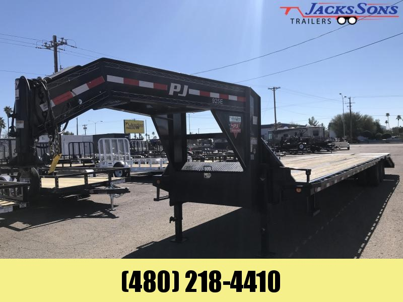 2018 PJ Trailers 102X36 Equipment Trailer