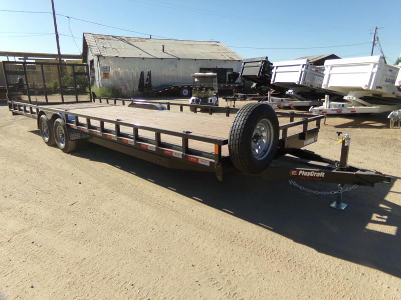 2020 Sun Country 26 RV HAULS 2 SIDE BY SIDES UTV ATV Trailer