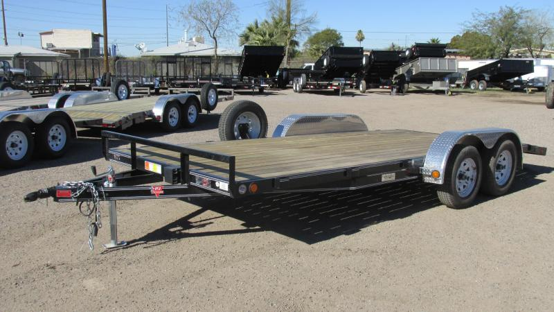 83 X 18 C4 Car Hauler Rental