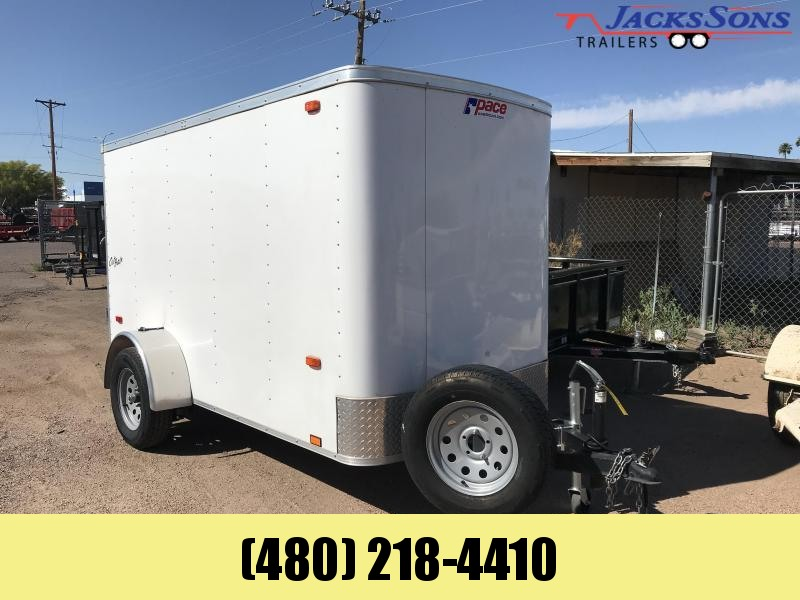2018 Pace American 5X10 Utility Trailer