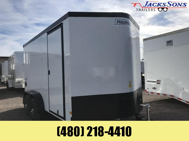 2020 Haulmark 7x14 Enclosed Cargo Trailer
