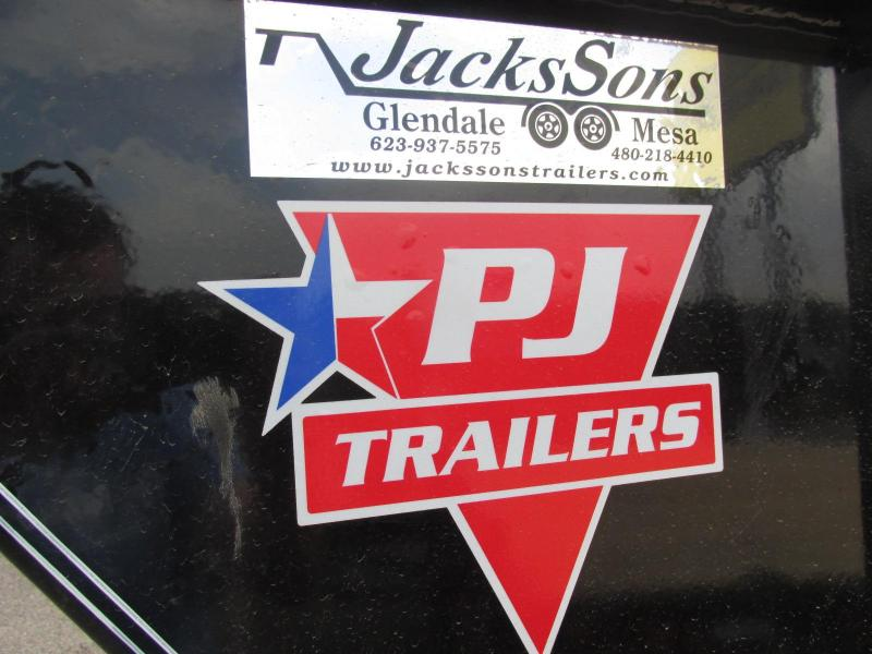 2019 PJ Trailers 102X26 Flatbed Trailer