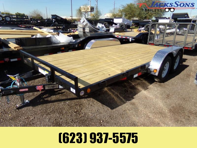 2020 PJ Trailers 16 X 83 CAR HAULER Car / Racing Trailer